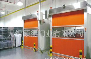 Professional supply fast rolling door fast PVC roll door PVC fast shutter door