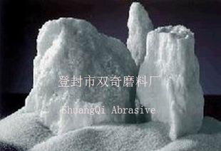供应超精研磨白刚玉/白刚玉高级耐火材料;