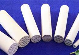 керамические мембраны, многоканальный фильм неорганических материалов, фильм, пористой керамики мембранной фильтрации. фильтр фильтр.