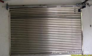 Guangdong roller shutter door manufacturers supply stainless steel rolling door electric stainless steel rolling shutter door