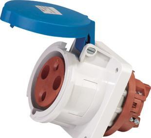 [factory outlets] 3 hole 63A industrial socket waterproof socket outlet socket