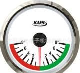 仪表KUS大舵角表船用仪表精美设计带稳压防水功能;