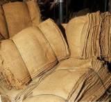 供應舊新麻袋,35*50細密麻袋,各種規格新舊料包裝麻袋;
