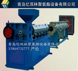 供应 管材生产线 塑料水管生产设备 挤出机螺杆挤出机 聚氨酯;