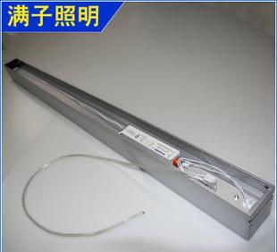 led办公照明灯具设计 蓬江防尘办公吊线灯 家居led吊线灯;