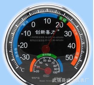 مصنع توريد حوض الحرارة مقياس الرطوبة ميزان الحرارة الرطوبة متر عالية الدقة TH101B هدية بالجملة