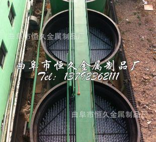 Industrial chemical wastewater treatment high efficiency anaerobic reactor sedimentation tank field production