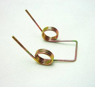 异形弹簧 链接式扭转五金弹簧 紧固件弹簧厂加工定制 模具弹簧;