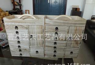 原木は舊醫薬箱家庭用醫薬品収納ケースを作って
