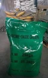 工厂直销出口级氧化铬绿;