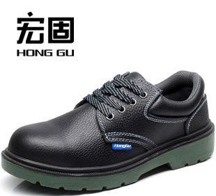 بو حقن أحذية العمل أحذية السلامة أحذية واقية منع ضرب ثقب مقاومة للانزلاق مكافحة ساكنة ومصنعو الجملة
