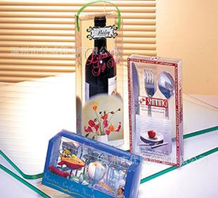 Specializing in the production of high - quality printing PP transparent plastic - Plastic - Plastic Candy Gift Box