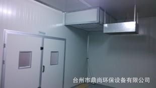 塗装工場(正压式、負圧式スプレー現場を工場)