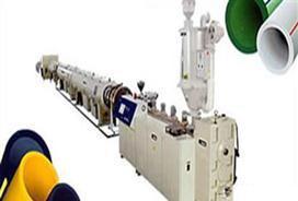 塑料管道生产设备,塑料管材机械设备价格!;
