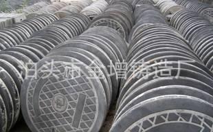 연성 주철 우물 바퀴 맨홀 뚜껑 배수 맨홀 뚜껑 DN400 EN124 맨홀 뚜껑 OEM 주조 공장