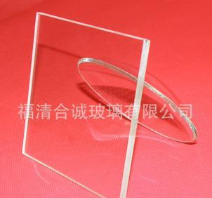 長期供給ランプガラス経空冷強化後の安全係数の高い強化ガラス