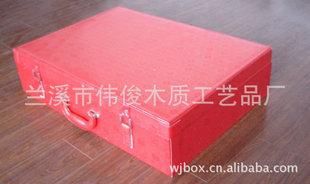長期供給義烏の贈り物の手提げの革の箱の皮の箱の皮の月餅の皮の箱の包裝の皮の箱の數量の多い特恵を供給して