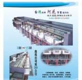 台湾品牌阿花牙排式配页机正四开4联;