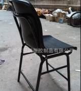 2014年新款直销耐磨损带靠背加固塑胶防静电椅子;