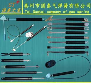 厂家供应 国泰GT_QT型号气弹簧 伸缩气动支撑杆 缓冲液压杆气压杆;