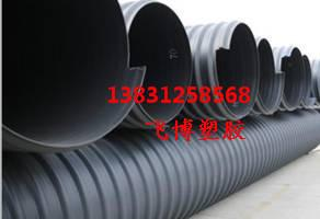 하북성 공장 직거래 PE 대구경 배수관이 파형관 파형관 철강 증강 스크루 품질은 우수하고 가격은 저렴하다.