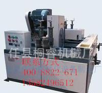 [recommended] two of the four square tube derusting polishing machine polishing machine polishing machine bending effect