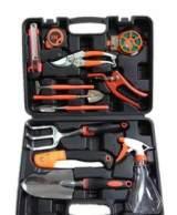 12件园林工具礼品套装 园艺工具组合 铝合金园林铲;