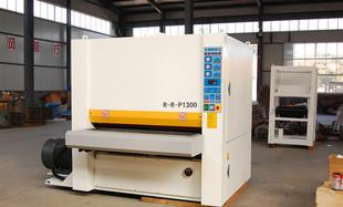 Woodworking machinery and equipment manufacturers selling broadband heavy sanding machine warranty R-R-R1300 three sand