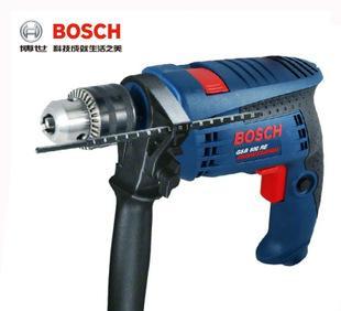 博世电钻冲击钻工具箱套装GSB600RE家用多功能电动工具