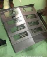 恩硕机床防护罩厂家 机床内防护罩原厂供应 高端大气机床内护板;