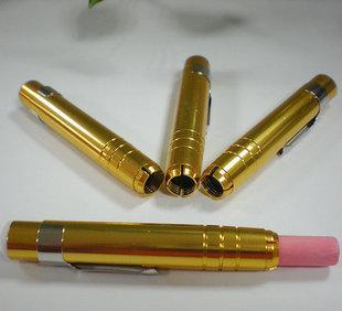 厂家专业生产 金属粉笔夹 铝 彩色 办公用品 文教五金 出口促销;