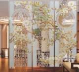 非e般直銷萬人迷冰晶畫 哥凡尼藝術玻璃 3D背景裝飾深加工玻璃廠;