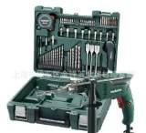 麦太保电动工具SBE561冲击钻 多功能家用套装手电钻 正反调速;