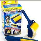 Sticky Buddy 灰尘滚筒刷 粘毛滚 衣物除尘滚 万能粘尘器;