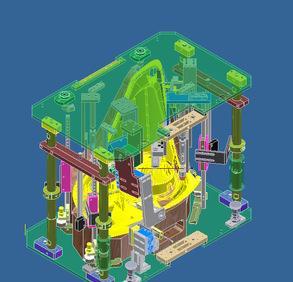 深圳非标 机械设计 自动化设计 2D/3D模型 非标自动化设计;