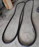 厂家直销 各种规格 橡胶阀板密封圈 阀门配件;