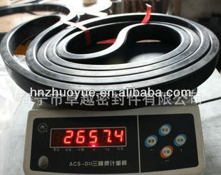 العرف مصنعين المطاط خاتم كبير الحجم غسالة المطاط شقة المطاط ختم ضمان الجودة