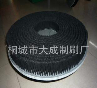 The supply of cleaning dirt abrasive wire brush wheel, polishing wheel. The wire wheel brush