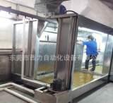 环保节能高效喷油设备 水帘柜喷漆台 涂装除尘设备 喷漆水帘机;