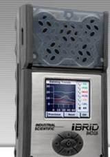 美国英思科 MX6 CO/ 抗H2干扰 一氧化碳/氢气便携式检测仪;
