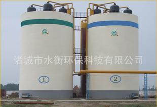 SH-UASB anaerobic reactor manufacturers supply anaerobic reactor large sewage treatment equipment anaerobic tower