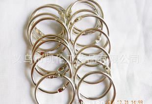 بقعة العرض معدنية مشبك خاتم زر فتح وإغلاق الأجهزة خاتم خاتم تجليد الكتب
