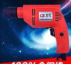 Electric tool manufacturers wholesale cheap Black & Decker all copper core drill 10M multifunctional reversible adjustable speed