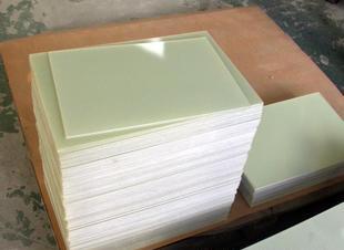 FR-4板 玻璃纤维板 水绿色FR-4板 玻纤板 绝缘板;