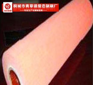Manufacturers supply all kinds of non woven roller brush polishing Mao Shuagun Mao Shuagun quality assurance Huan