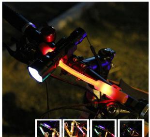 自転車の自転車の裝備六代目ろく代カエル燈ウシガエル燈警告燈テールライト半雙価混陣