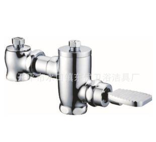 Kaiping производители ванной поставки высококачественных все медные педаль продувки клапан продувки клапан производители продают оптом стул