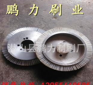 The large supply of quality Aluminum Alloy disc brush Aluminum Alloy wire brush wheel polishing wheel