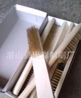 厂家直销 6*16 文玩工具刷 古玩金刚菩提专用镀铜钢丝刷;