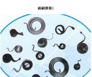 The spring winding spring of the tension spring is shown in the spring of the tension spring